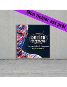 Toile Canvas - 60x50 cm