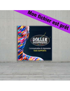 Toile Canvas - 50x60 cm