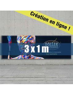 Panneau de Chantier 60x40cm