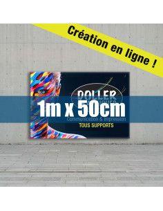 Panneau de Chantier 120x80cm