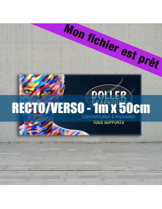 Panneau Dibond 80x60cm
